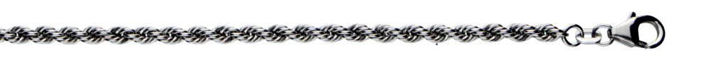 Bracelet Rope chain solid chain width 3.2mm