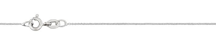 Armband Anker rund Kettenbreite 0.8mm
