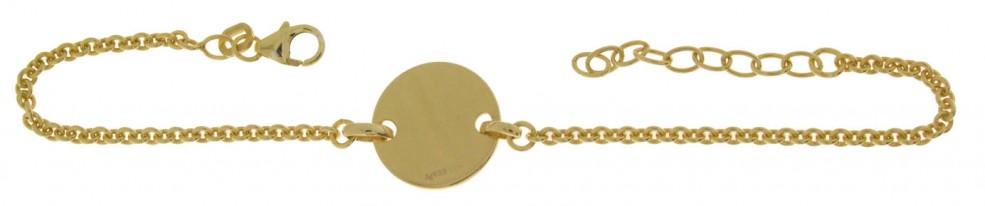 Bracelet Anchor round
