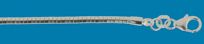 Necklet Tonda-chain chain width 2mm