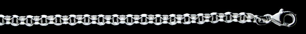 Armband Erbs Kettenbreite 5mm