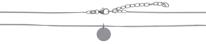 Shorty Curb chain