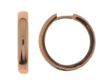 Earring ear hoops 3,0 mm