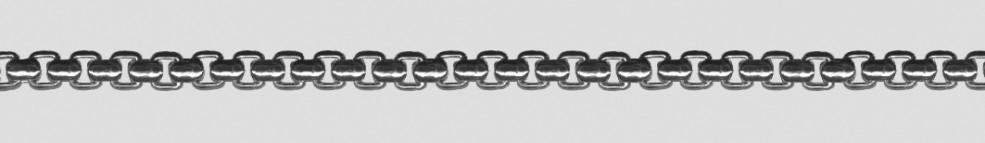 Collier Venezia rund Kettenbreite 3.7mm