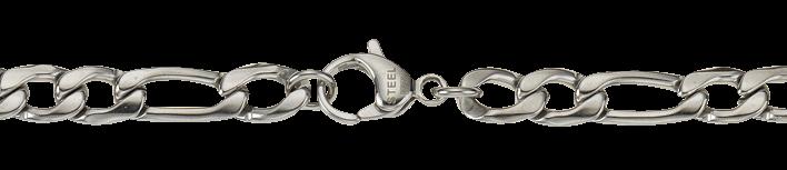 Necklet Figaro chain width 6.7mm