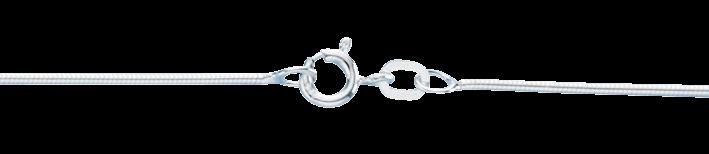 Collier Schlange Kettenbreite 1.1mm