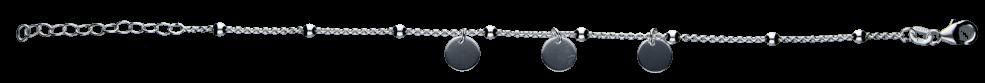 Armband Anker rund