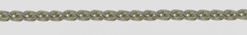 Armband Zopf Kettenbreite 4.2mm