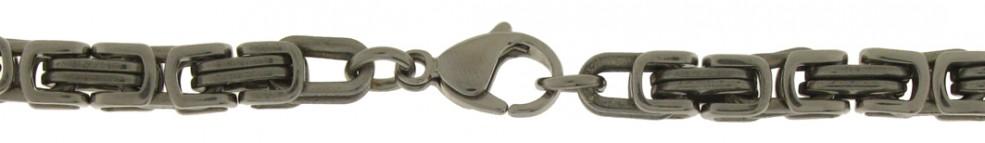 Necklet Byzantine chain chain width 5.6mm