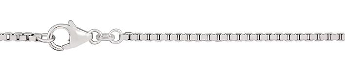 Necklet Box chain chain width 1.8mm