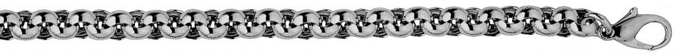Necklet Belcher chain chain width 7mm