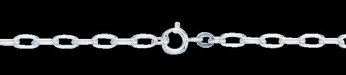 Bracelet Anchor wide chain width 3.9mm