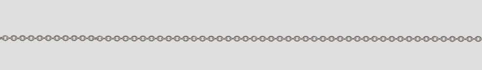 Collier Anker rund Kettenbreite 1.1mm
