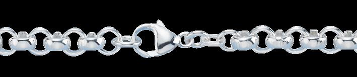 Necklet Belcher chain chain width 6.1mm