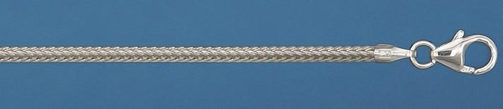 Collier Fuchsschwanz Kettenbreite 1.6mm