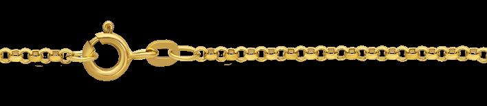 Necklet Belcher chain chain width 2mm