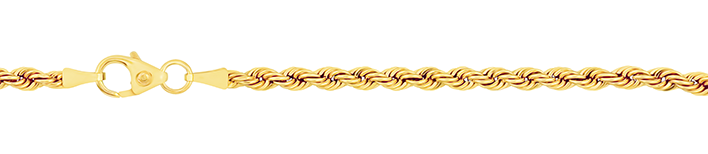 Bracelet Rope chain hollow chain width 2.7mm