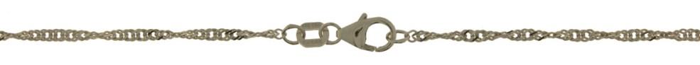 Collier Singapur Kettenbreite 1.8mm
