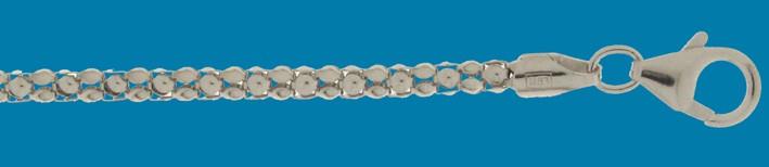 Necklet Raspberry-chain chain width 2.5mm