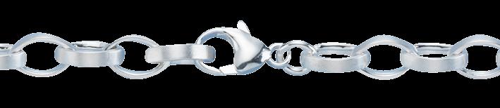 Necklet Nautica chain chain width 7.5mm