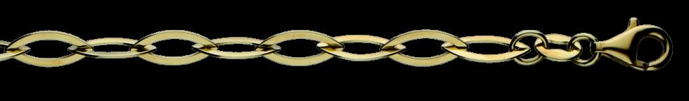 Collier Anker weit Kettenbreite 5.2mm