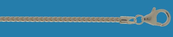 Necklet Bingo-chain chain width 1.8mm