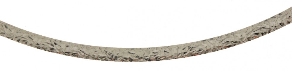 Collier Tonda-Kette oval Kettenbreite 3mm