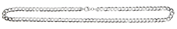Necklet Curb Chain chain width 5.6mm