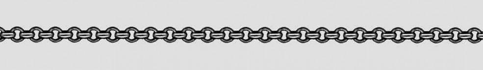 Collier Erbs Kettenbreite 3mm
