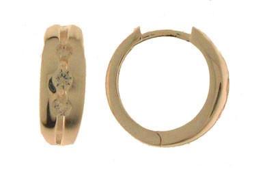 Earring ear hoops 5,4 mm