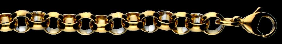 Collier Erbs Kettenbreite 9mm