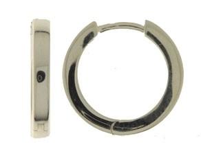 Earring ear hoops 2,3 mm