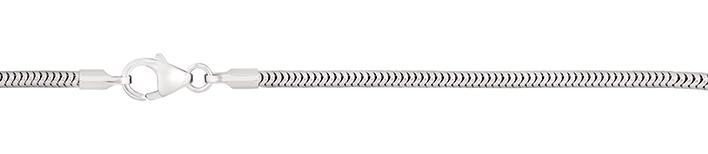 Collier Schlange Kettenbreite 1.9mm