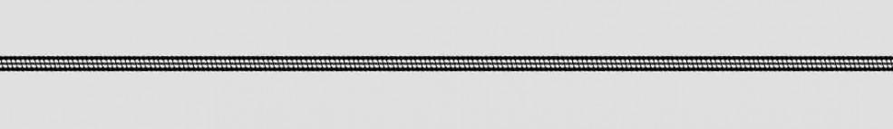 Uhrkette Panzer rund Kettenbreite 4.7mm