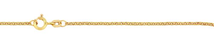Necklet Belcher chain chain width 1.5mm