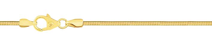 Collier Tonda-Kette Kettenbreite 1.5mm