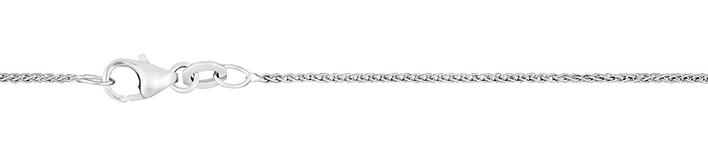 Necklet Wheat chain chain width 1.1mm