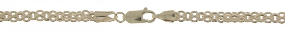 Armband Fantasie Kettenbreite 4.8mm