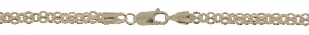 Bracelet Fantasy chain chain width 4.8mm