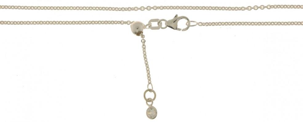 Necklet Anchor round chain width 1.5mm