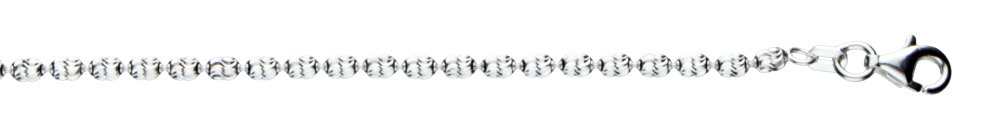 Bracelet Fantasy chain chain width 2.45mm
