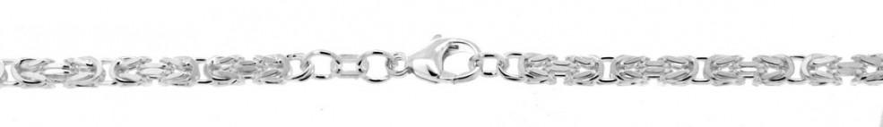Bracelet Byzantine chain chain width 2.8mm