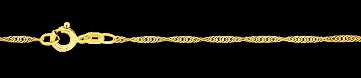 Necklet Singapore chain width 1.4mm