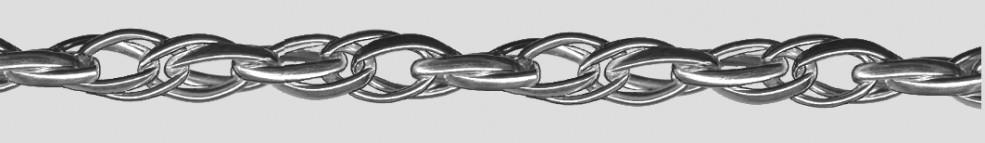 Bracelet Double anchor