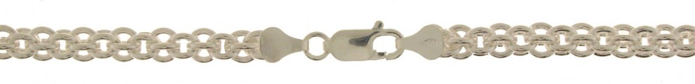 Bracelet Fantasy chain chain width 6mm