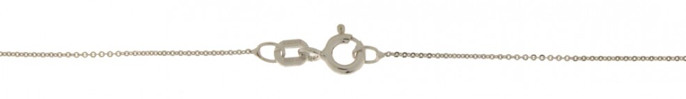 Necklet Anchor flat chain width 0.8mm