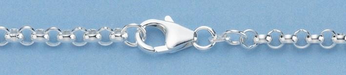 Bracelet Belcher chain chain width 4mm