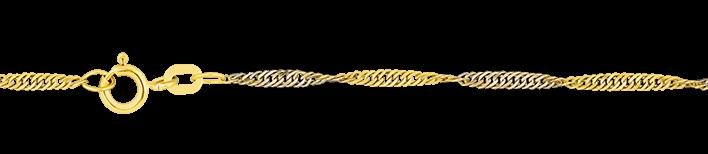 Necklet Singapore chain width 1.8mm