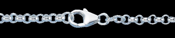 Necklet Belcher chain chain width 4mm