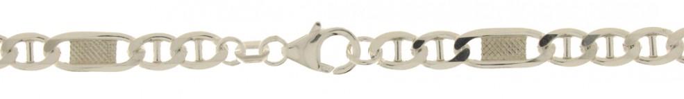 Bracelet Curb trace chain chain width 5.2mm